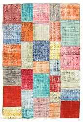 Tapis persan Colored Vintage Patchwork 300 x 200 cm