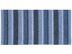 Tapis en plastique - Le tapis de Horred Liv Mix (bleu)