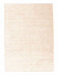Tapis 160 x 230 cm (viscose) - Jodhpur Special Luxury Edition (beige clair)
