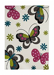 Tapis enfants - London Butterfly