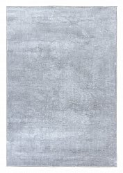 Tapis shaggy - Lucknow (gris)