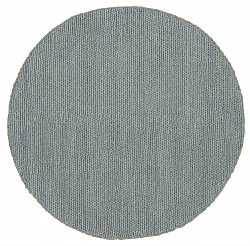 Tapis rond - Lynmouth (gris clair)
