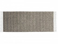 Tapis de cuisine (plastique/coton) - Le tapis de Horred Maja Mix (marron)