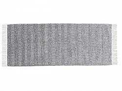 Tapis en plastique - Le tapis de Horred Maja Mix (gris)