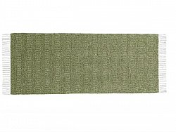 Tapis en plastique - Le tapis de Horred Maja Mix (olive)