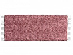 Tapis de cuisine (plastique/coton) - Le tapis de Horred Maja Mix (rose)