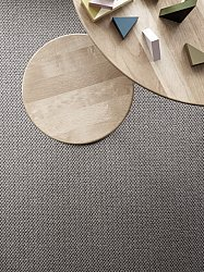 Tapis sur mesure (laine la plus fine) - New London (beige)