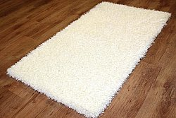 Tapis shaggy - Nancy (blanc)