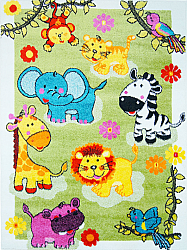 Tapis enfants - Moda Animal Party (multi)