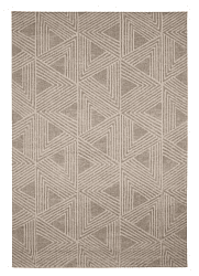 Tapis Wilton - Paris Abstrakt (beige)