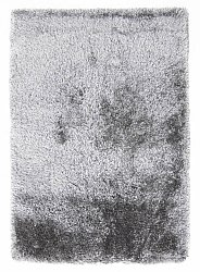 Tapis shaggy - Soft Deluxe (gris)