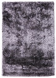 Tapis 160 x 230 cm (tapis shaggy) - Soft Deluxe (pourpre)
