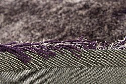 Tapis shaggy - Soft Deluxe (pourpre)