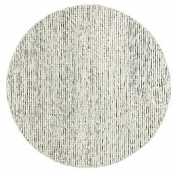 Tapis rond - Stromness (gris)