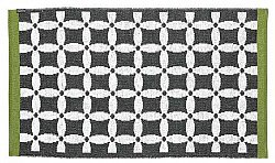 Tapis de cuisine (plastique) - Le tapis de Horred Black & White Tyr