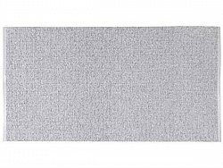 Tapis en plastique - Le tapis de Horred Uni Mix (gris)