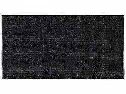 Tapis en plastique - Le tapis de Horred Uni Mix (noir)