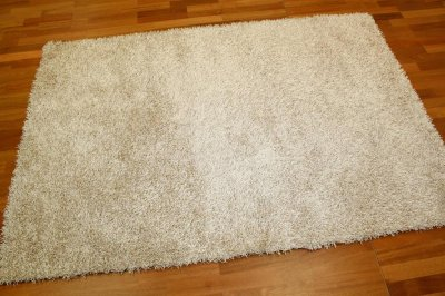 Tapis shaggy - Fancy (beige)