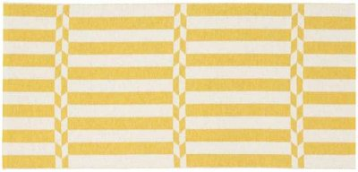 Tapis en plastique - Le tapis de Horred Arrow (jaune)