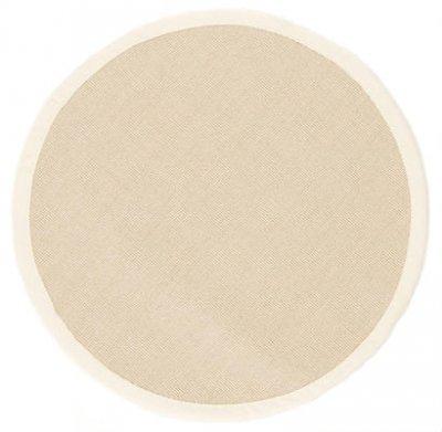 tapis rond sisal salvador beige clair. Black Bedroom Furniture Sets. Home Design Ideas