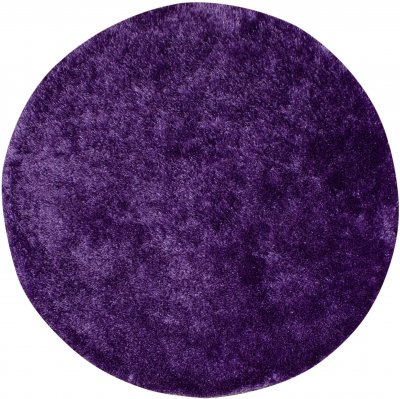 Tapis Rond Cosy Violet