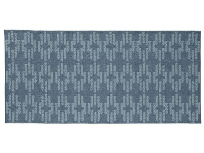 Tapis en plastique - Le tapis de Horred Summa (bleu)