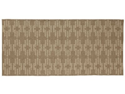 Tapis en plastique - Le tapis de Horred Summa (beige)