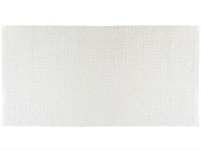 Tapis en plastique - Le tapis de Horred Uni Mix (blanc)