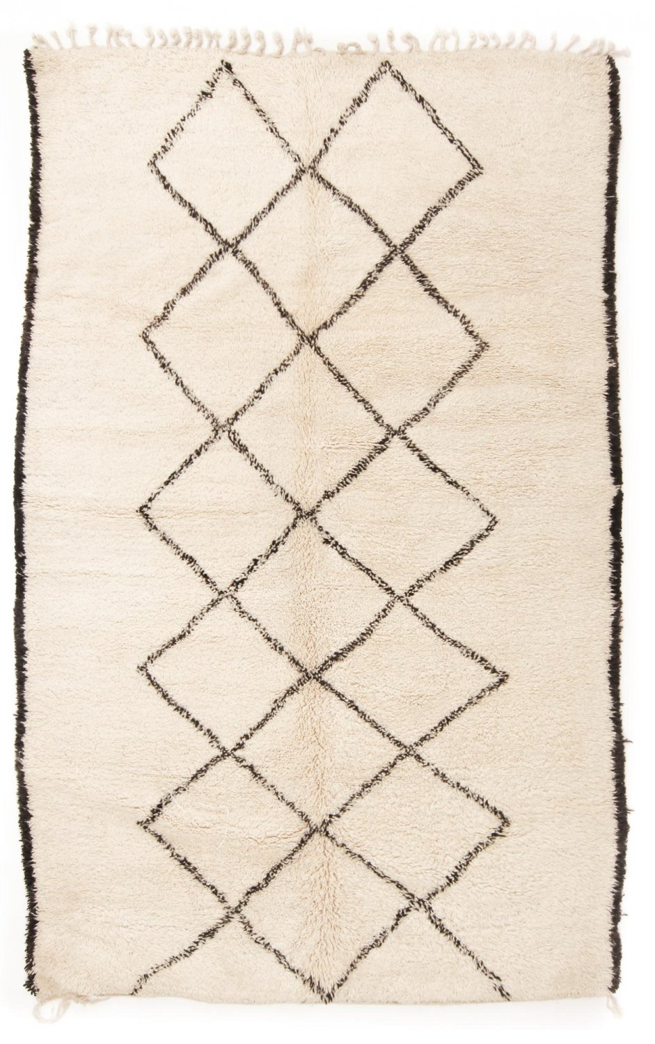 tapis kilim marocain berb re beni ouarain 315 x 190 cm. Black Bedroom Furniture Sets. Home Design Ideas
