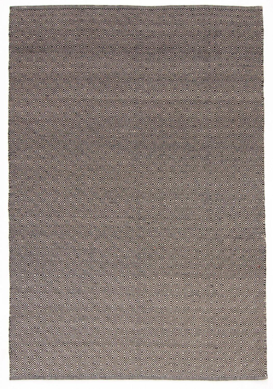 tapis de laine varella noir blanc. Black Bedroom Furniture Sets. Home Design Ideas