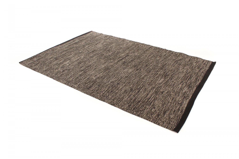 tapis chiffons slite noir blanc. Black Bedroom Furniture Sets. Home Design Ideas