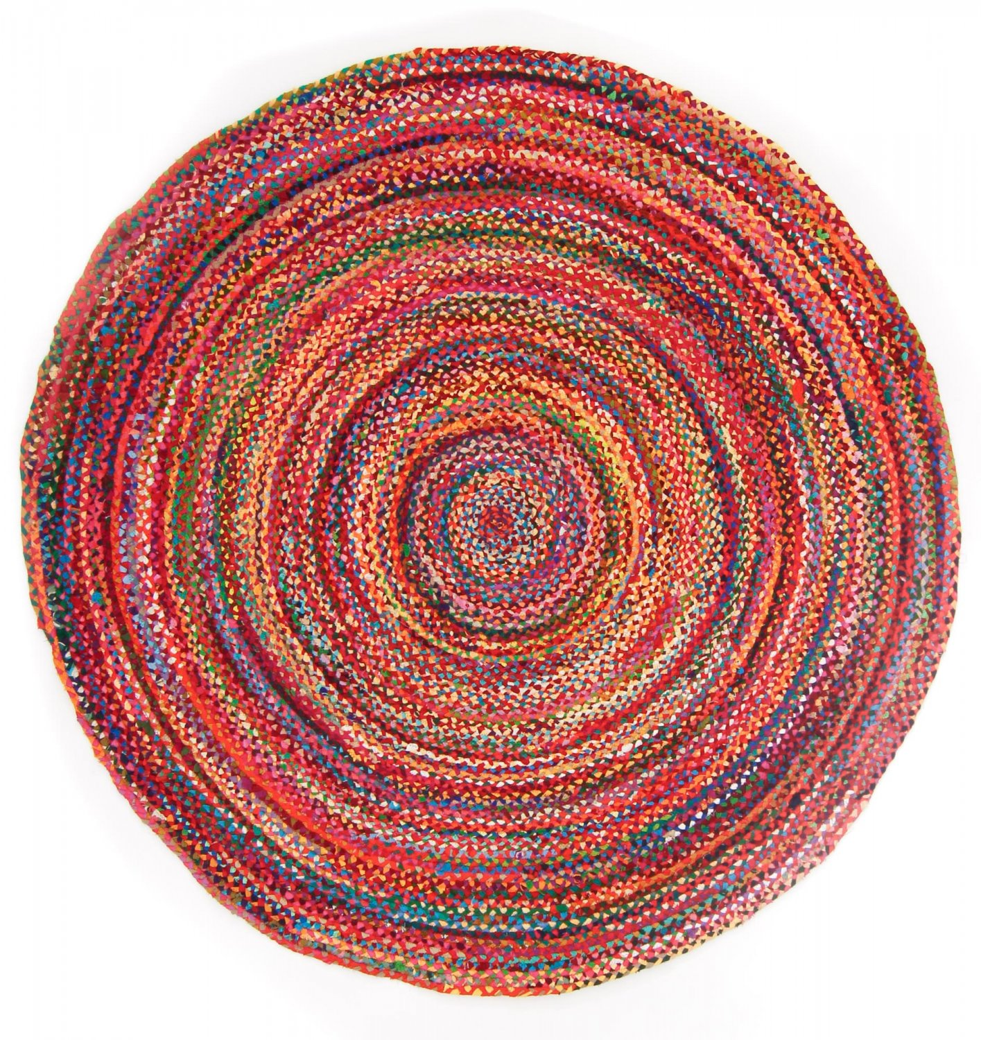 Tapis rond - San Francisco (multi)