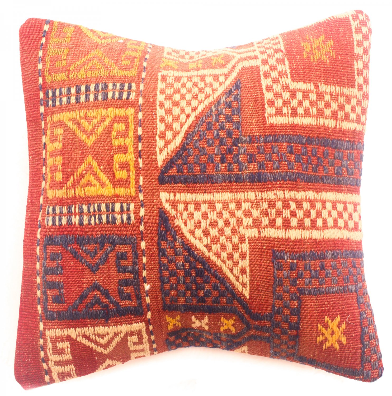 coussins kilim housse de coussin 40 x 40 cm. Black Bedroom Furniture Sets. Home Design Ideas