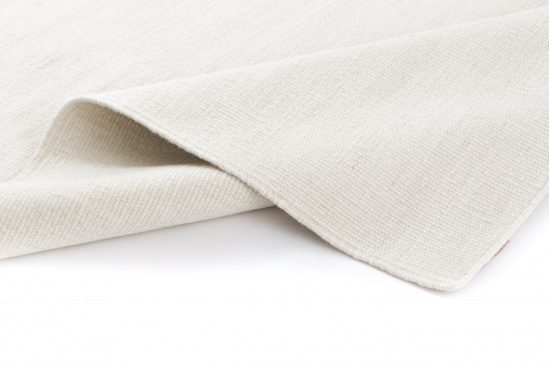 tapis de laine luxor blanc. Black Bedroom Furniture Sets. Home Design Ideas