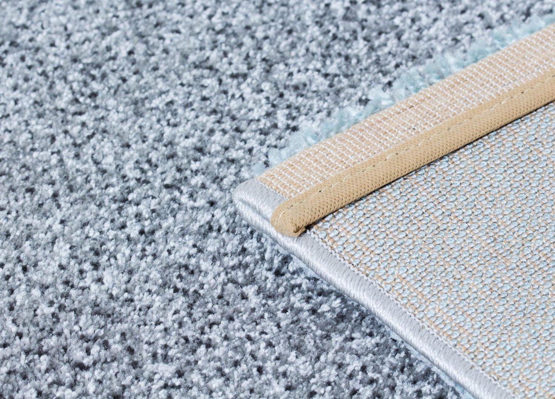 tapis wilton indigo square bleu gris. Black Bedroom Furniture Sets. Home Design Ideas