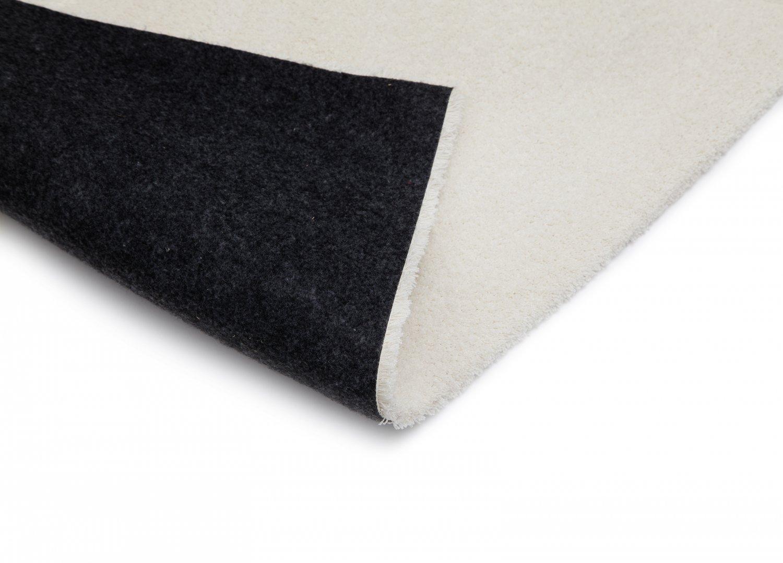 tapis shaggy soft dream blanc. Black Bedroom Furniture Sets. Home Design Ideas