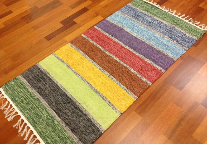 La meilleure sélection de tapis en coton en France par Trendcarpet_FR