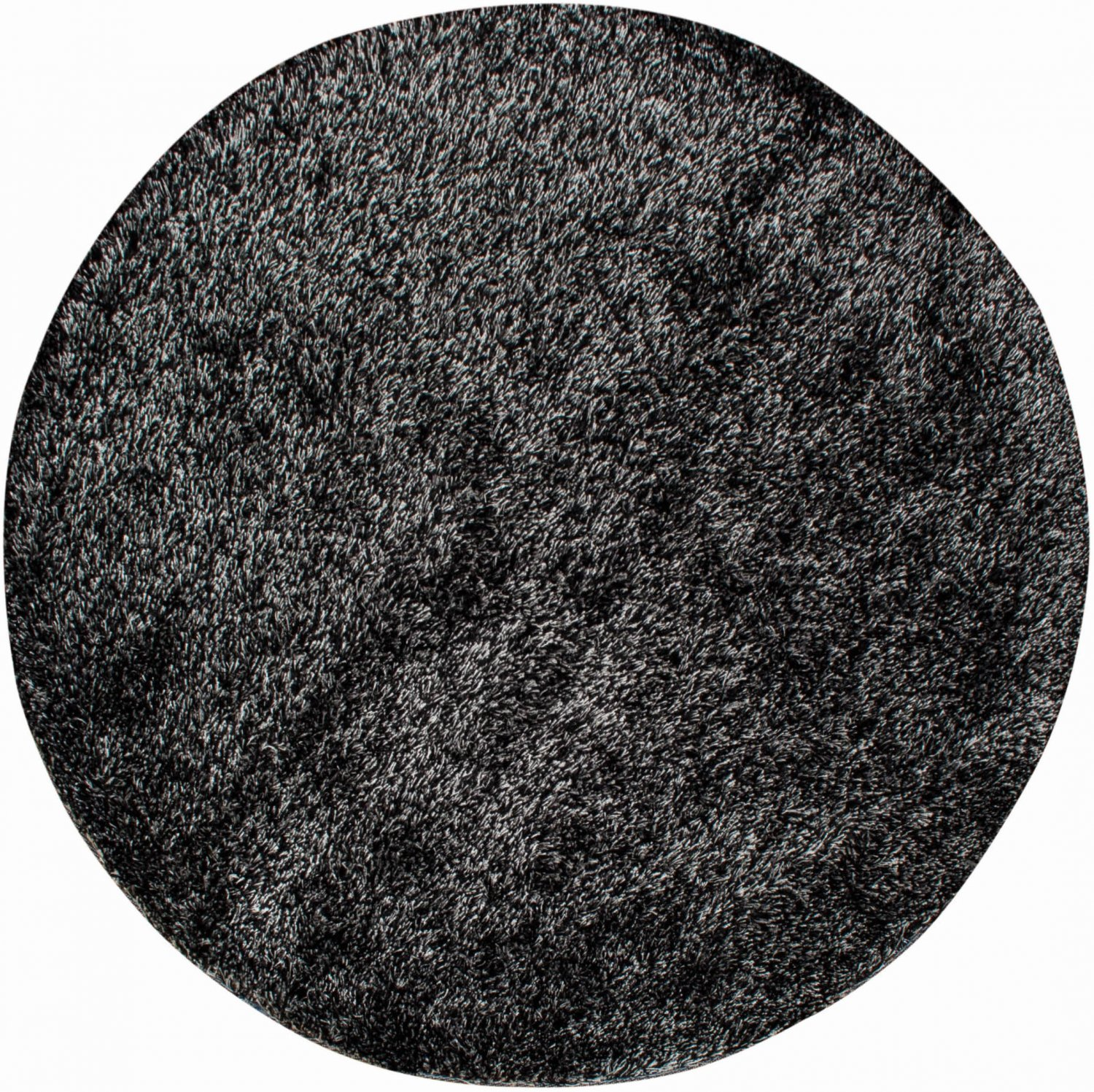 Tapis rond - Cosy (anthracite)