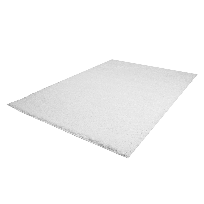 tapis shaggy trim blanc. Black Bedroom Furniture Sets. Home Design Ideas