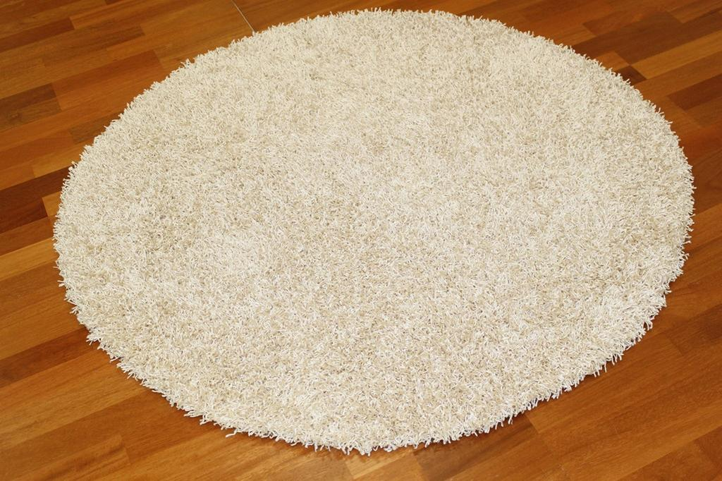 Tapis Rond Fancy Beige