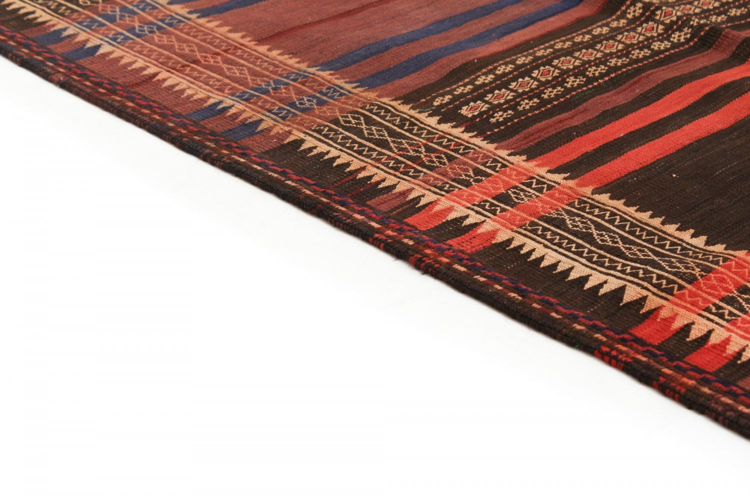 tapis kilim persan baluchi 335 x 200 cm. Black Bedroom Furniture Sets. Home Design Ideas