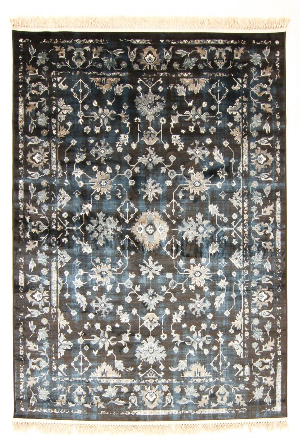 tapis wilton espargos bleu fonc. Black Bedroom Furniture Sets. Home Design Ideas