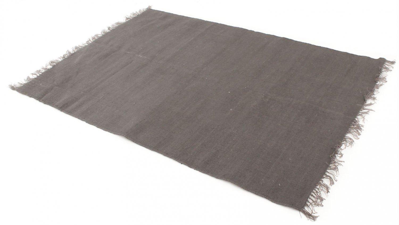 tapis chanvre mexicali anthracite. Black Bedroom Furniture Sets. Home Design Ideas